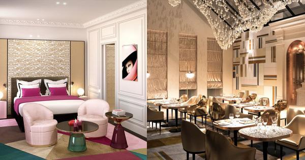 ouverture Hotel Fauchon